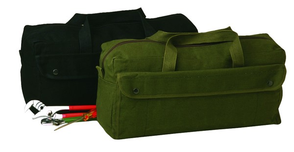 Jumbo Canvas Tool Bag (Case pack of 12)