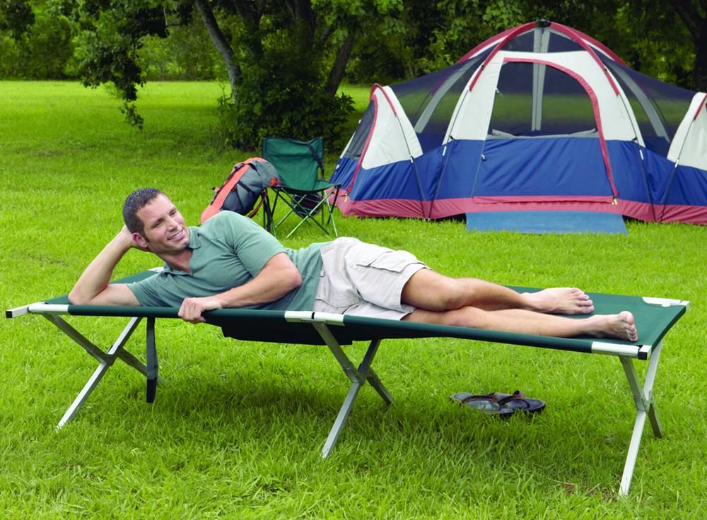King Kot™ SE Giant Folding Camp Cot