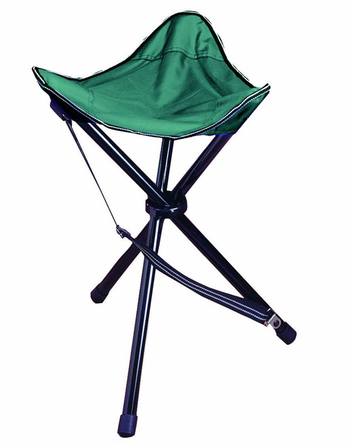 Folding Tripod Stool (Case pack of 6)