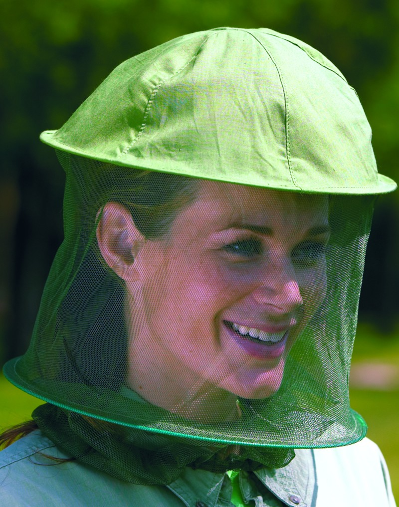 Mosquito Head Net (Case pack of 96)