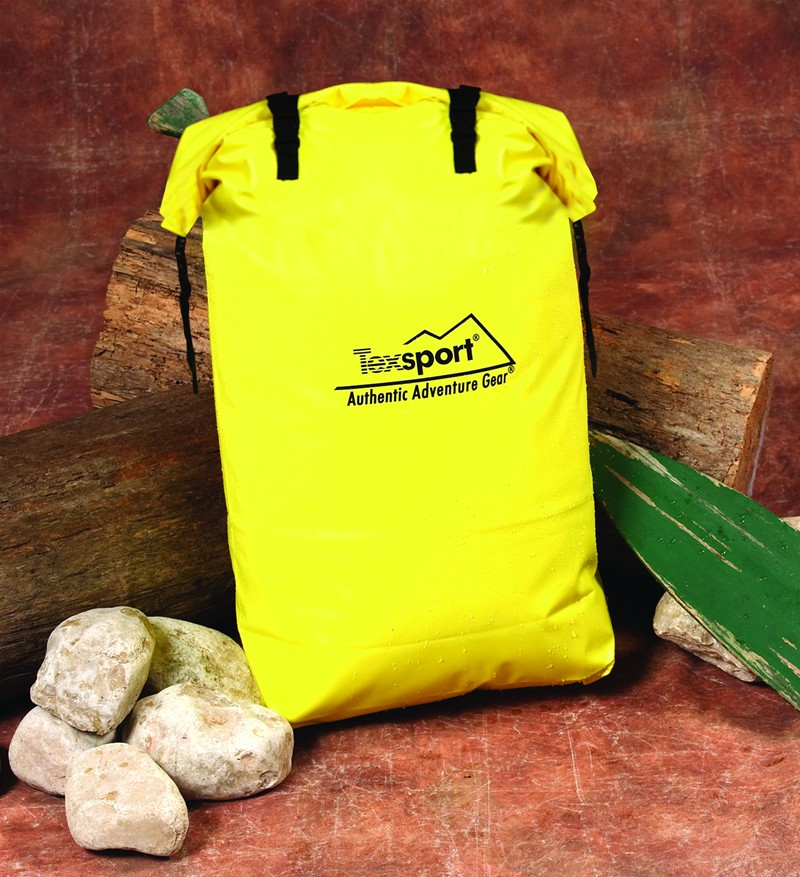 Yellow Float Bags with Shoulder Strap - Choose from 2 Sizes