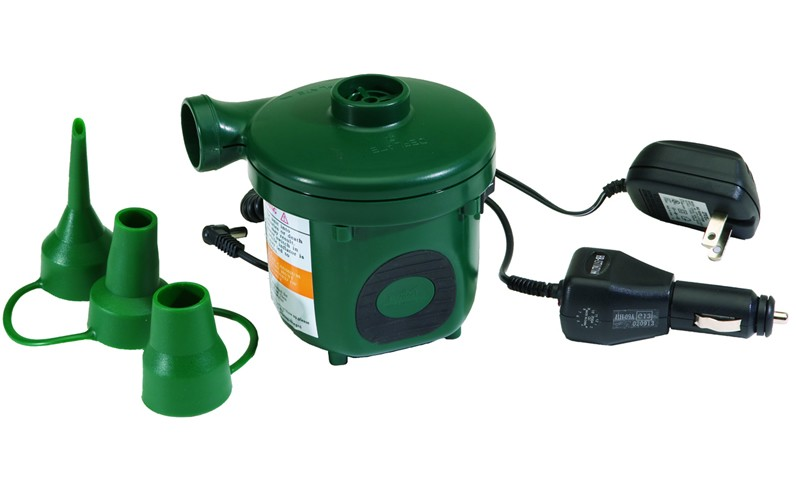 Dual Rechargeable Electric Air Pump (Case pack of 6)