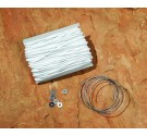 Shock-Cord Repair Kit (Case pack of 48)