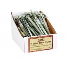 PDQ Packed 9'' Steel Tent Stakes (Case pack of 100)