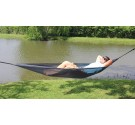 Gray Rip-Stop  Pack Hammock (Case pack of 6)