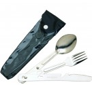Stainless Steel Chow Kit (Case pack of 120)