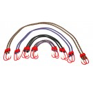 12-Piece Value Pack Heavy-Duty Elastic  Shock-Cords by Texsport