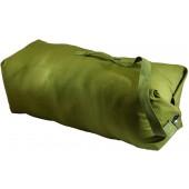 GI Style OD Green Canvas Duffel Bag
