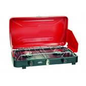 Texsport Rainier Compact Dual Burner Propane Stove (Case pack of 3)