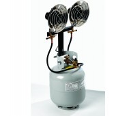 Double Propane Heater (Case pack of 2)