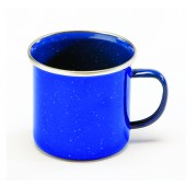 12 Oz. Coffee Mug with Stainless Rim (Case pack of 24)
