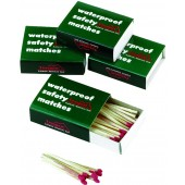 Waterproof Matches (Case pack of 144)