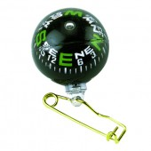 Liquid Filled Pin-On Compass (Case pack of 144)